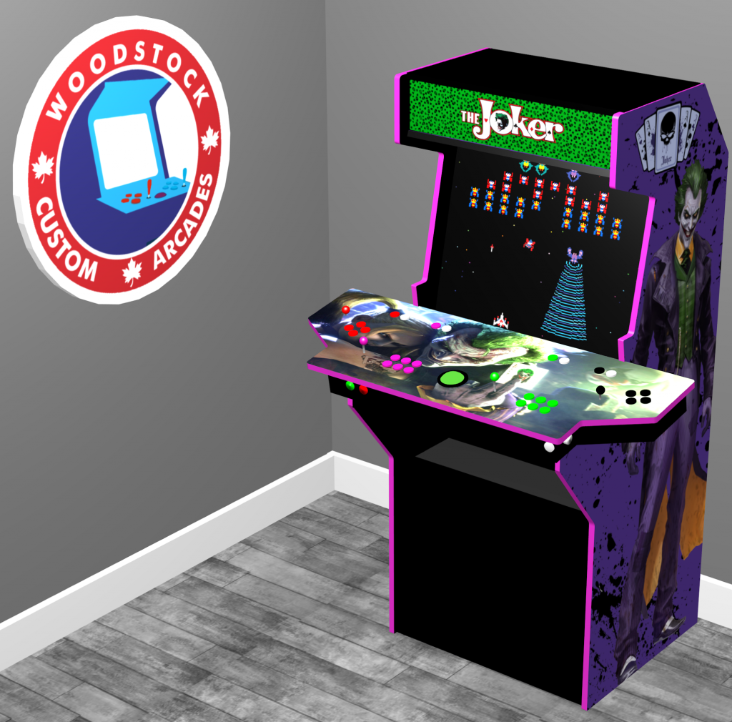 4 Player Arcade - Joker