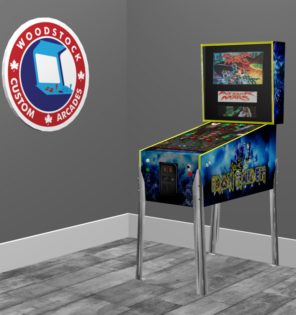 Virtual Pinball Render